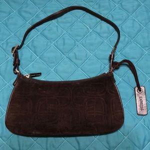 EXPRESS leather handbag